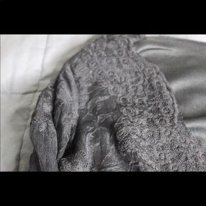 Black Sleeved Romper